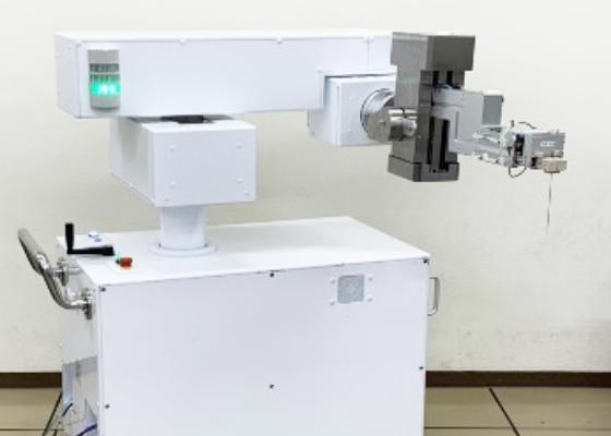 CTガイド下IVR用ロボットの開発